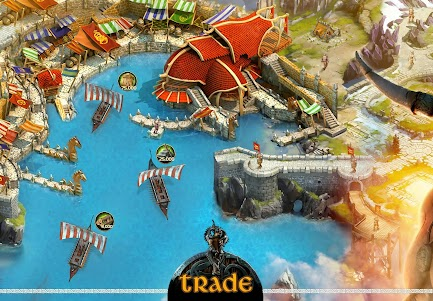 Vikings: War of Clans  screenshot 9