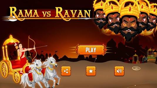 Rama VS Ravan:War 2017 1.0 screenshot 1
