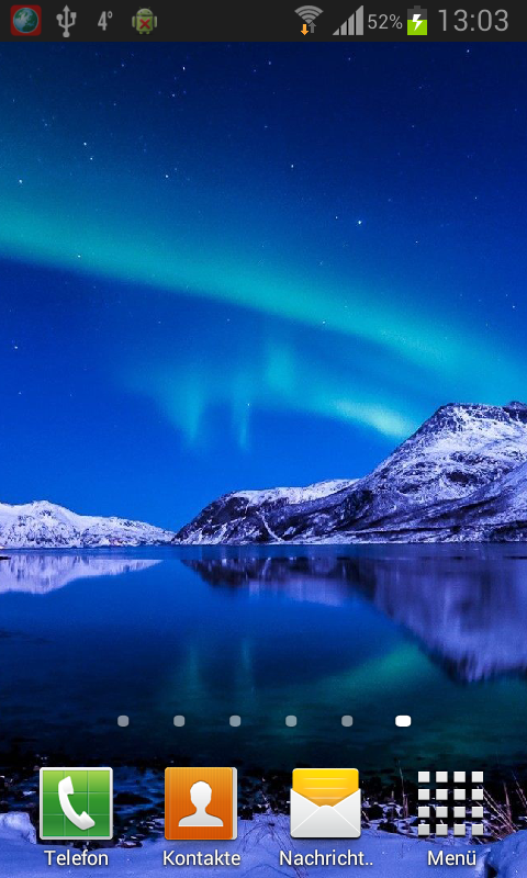 Northern Lights Live Wallpaper 43 Apk Download Android