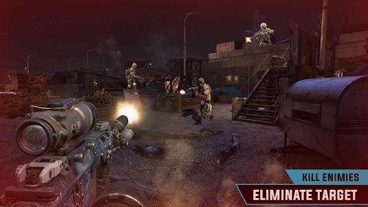 Modern Action Commando Fps : Mountain Sniper Shoot 1.0.1 screenshot 8