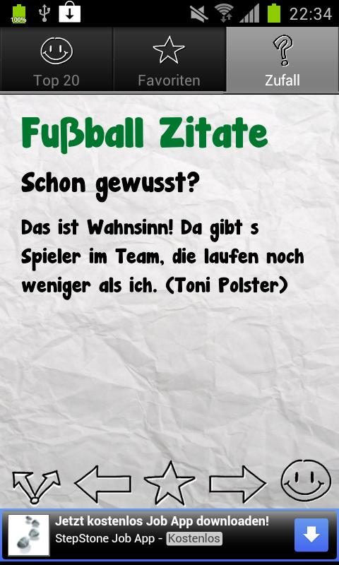 Football Quotes Deluxe 4 1 Apk Download Android Sports Games