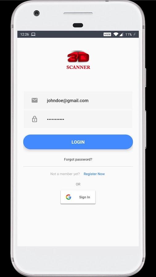 3D Scanner Pro 4 1 2 APK Download - Android Инструменты