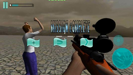 Commando Mission 3D 1.0 screenshot 7