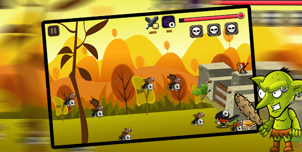 Arrow Archers:Castle  of defender 1.0 screenshot 5