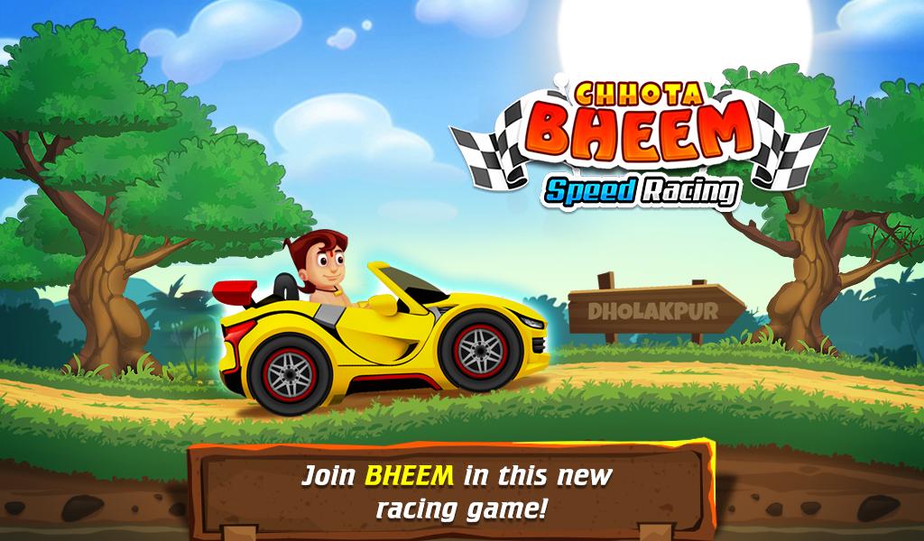 chhota bheem race game mod apk free download