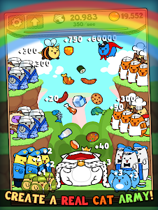 Kitty Cat Clicker - Hungry Cat Feeding Game 1.1.3 screenshot 8