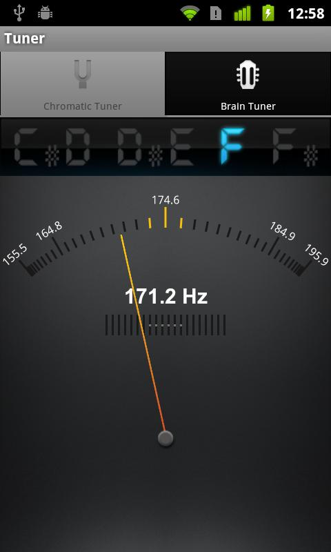 Ultimate Guitar Tuner 1.1.0 APK Download - Android Music & Audio Apps