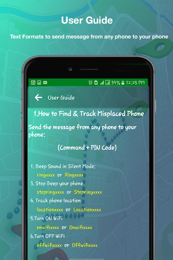 Find lost phone without internet 1 18 APK Download - Android
