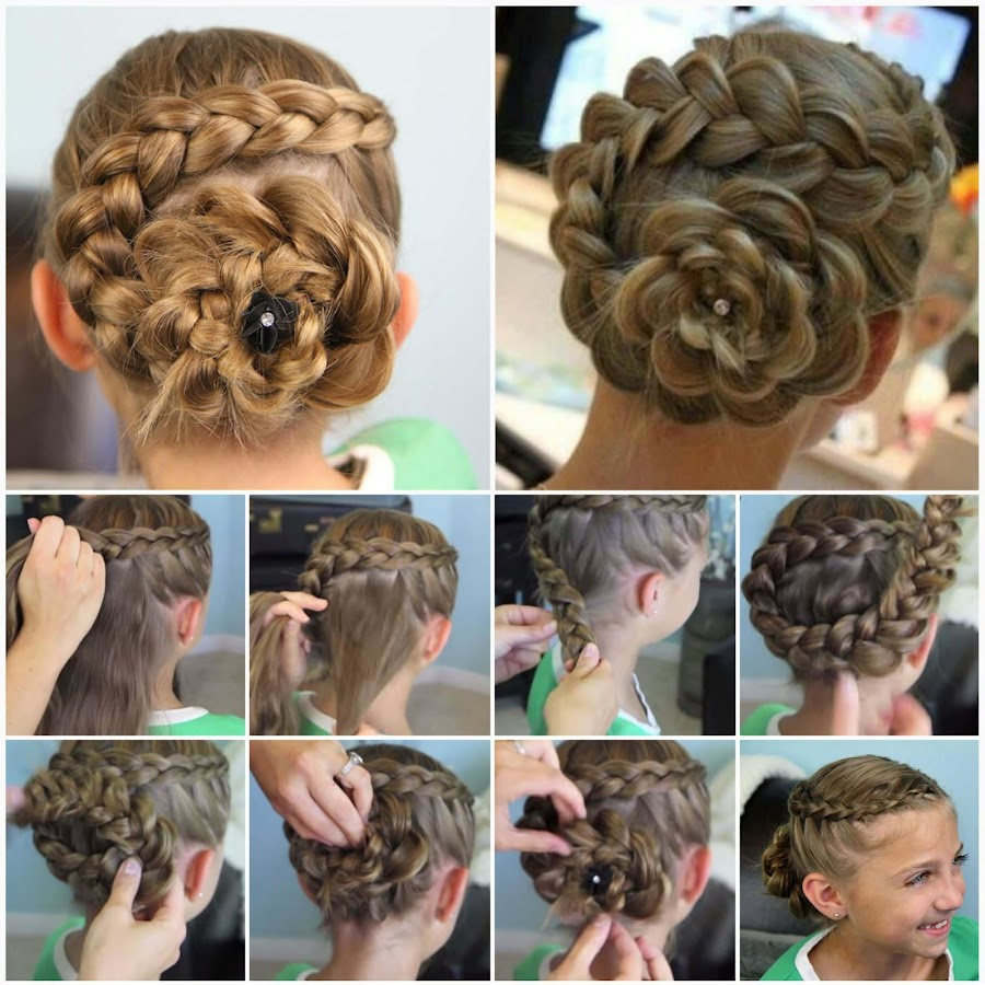Hairstyles step by step 2018 5.7.7 APK Download - Android cats ...