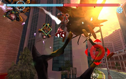 Playworld Superheroes 1.2 screenshot 7