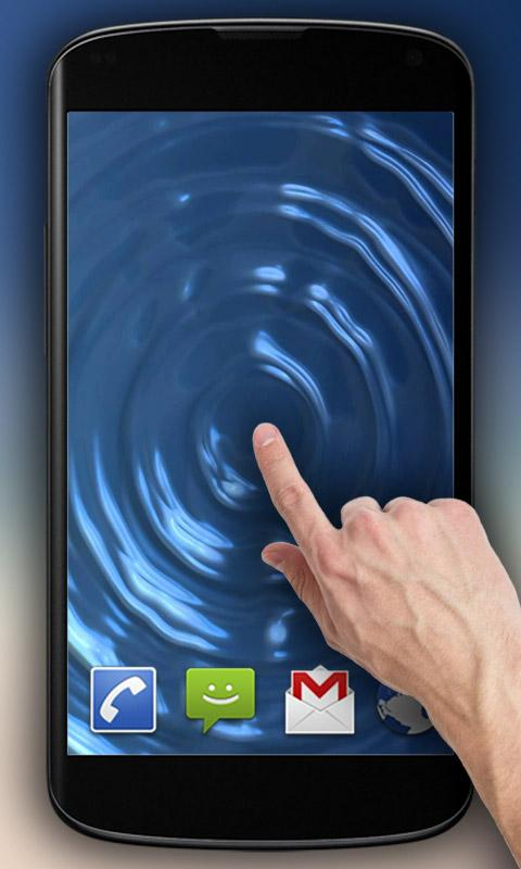 Water Drop Live Wallpaper 41 Apk Download Android Personalization