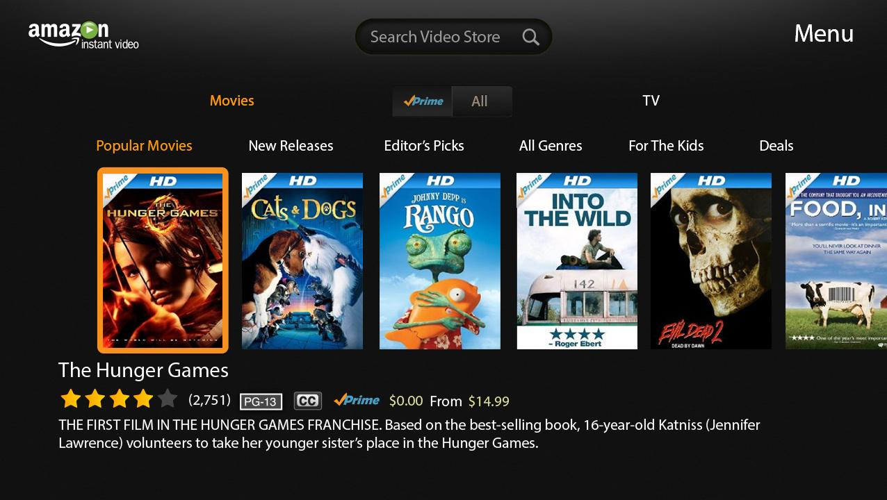Image result for amazon prime video apk