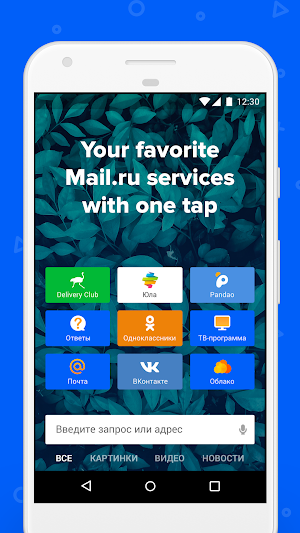 ru mail portal 1 13 1 APK Download - Android Tools Apps