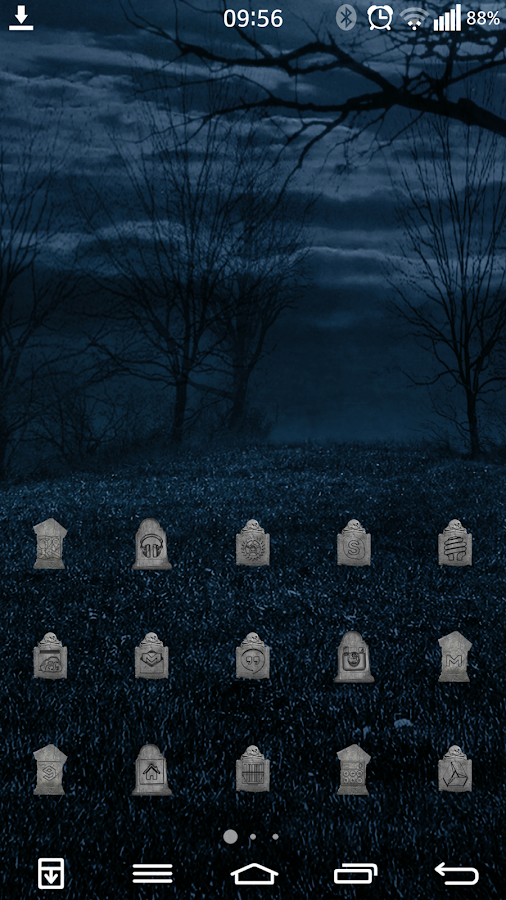 Graveyard Icon Pack 1 9 APK Download - Android Personalization Apps