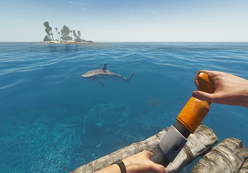 download game raft survival mod apk android 1