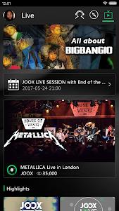 JOOX Music - Free Streaming 4.6.0.1 screenshot 2