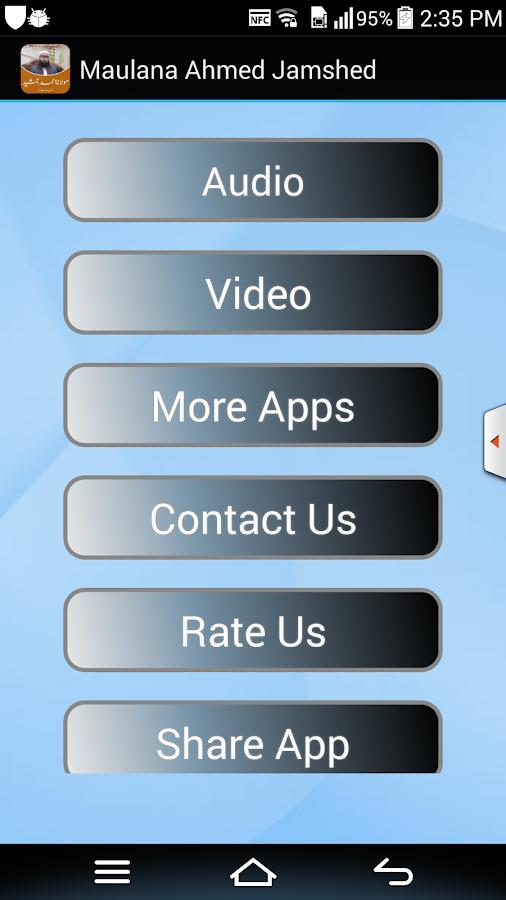 Maulana Ahmed Jamshed Bayanat 1 0 APK Download - Android