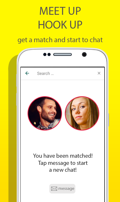 Hookup chat apps