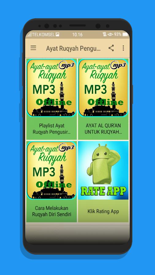 Ayat Ruqyah Pengusir Jin dan Syetan Mp3 1 1 APK Download