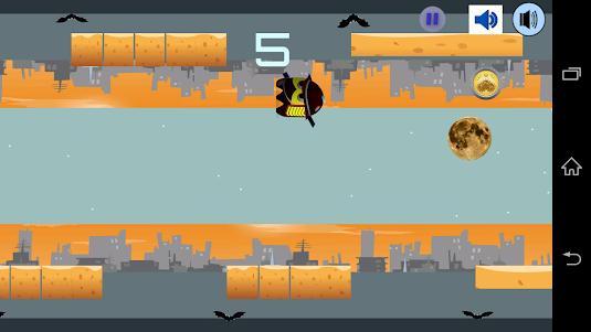 Ninja Warrior Adventure 1.1 screenshot 1