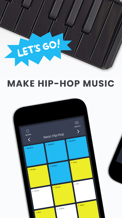 Hip Hop Drum Pads 24 2 5 2 APK Download - Android Music & Audio Apps