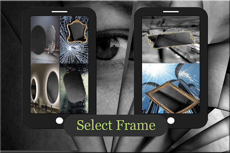 Mirror Photo Frame 1.3 screenshot 4