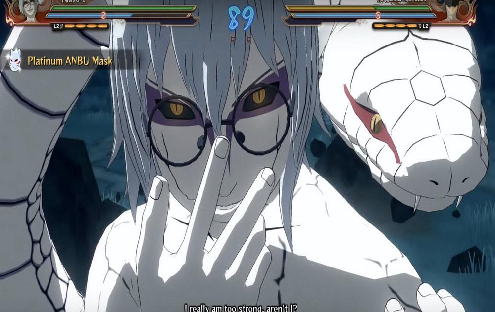 Guide Naruto Shippuden Ultimate Ninja Storm 4 1 0 5 APK