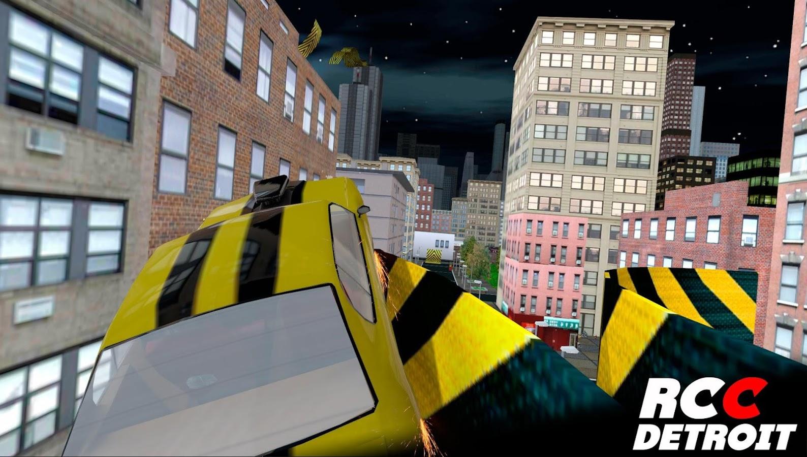 Real Car Crash Detroit 1 0 APK Download - Android Racing Games