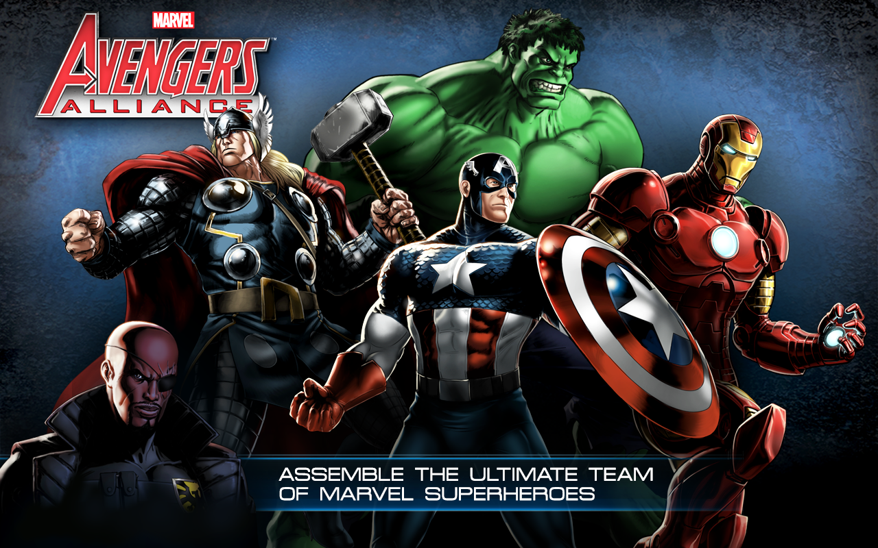 Avengers Alliance 3 2 0 APK Download - Android Action Games