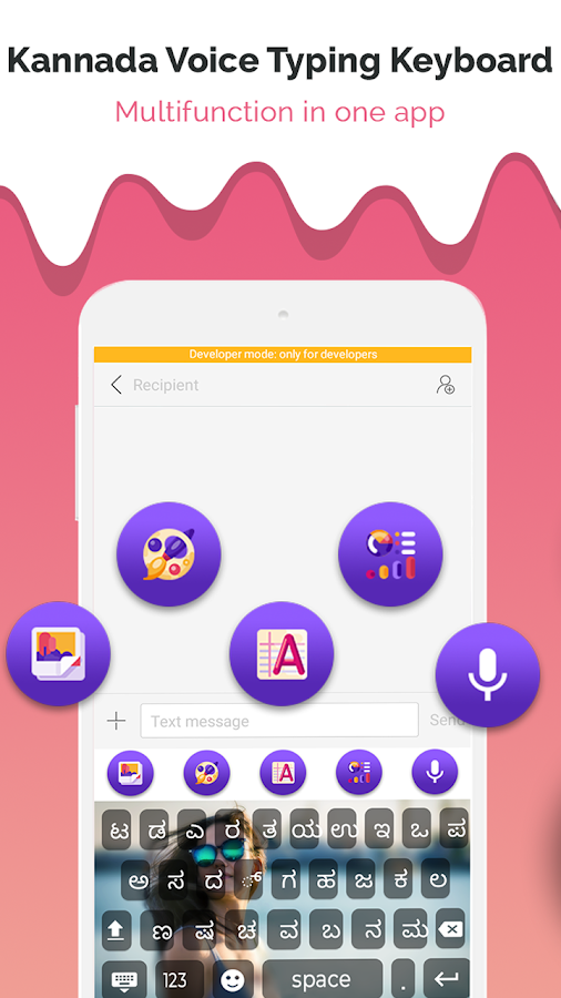 Kannada Voice Typing Keyboard 1 0 APK Download - Android