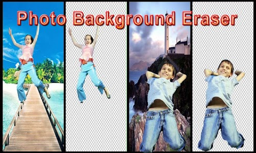 Photo Background Eraser 1.02 screenshot 1
