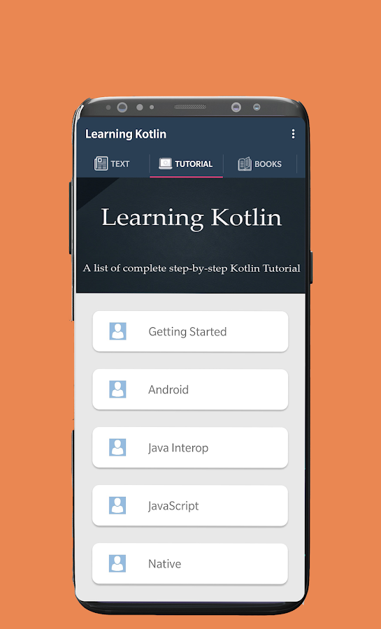 Learning Kotlin - Tutorial 1 4 APK Download - Android