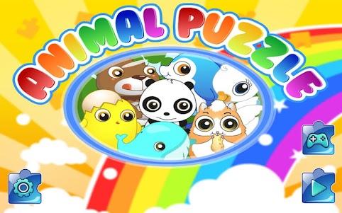 Animal Jigsaw Puzzle 1.1 screenshot 1