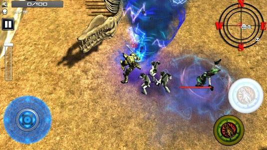 Galaxy Lightsaber Warrior 4.4 screenshot 5