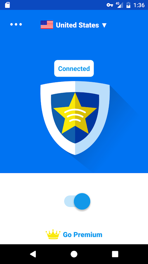 Star VPN - Free VPN Proxy App 1 4 APK Download - Android