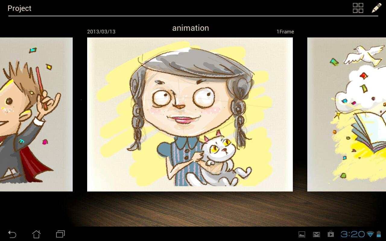 Animation desk sketch draw 1 0 48 screenshot 9