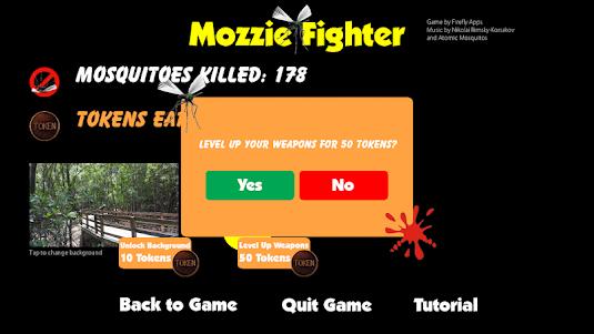 Mozzie Fighter 1.0.0 screenshot 3