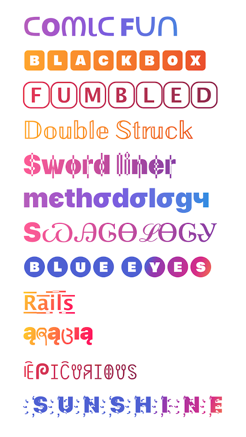 Fonts for Instagram - Cool Text, Fancy Font Styles 3 9 APK Download
