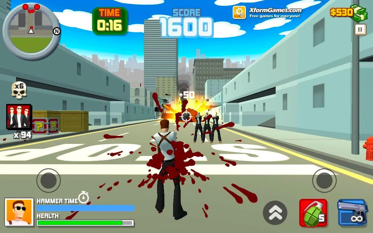 XXX The Game 1.1.1 screenshot 1 ...