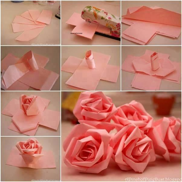Creative Paper Flower Ideas 11 Apk Download Android