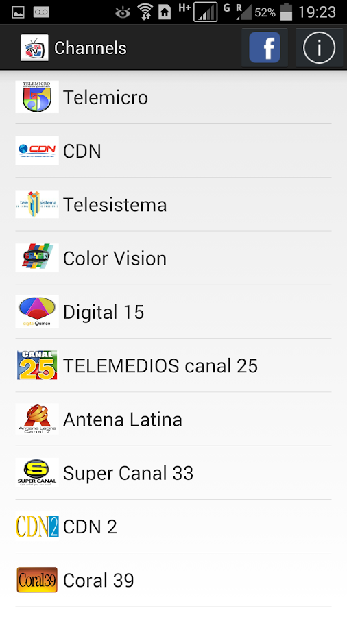 MiTV RD - Dominican Television 1 47 APK Download - Android