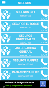 GUATE 911: Números de emergencia de Guatemala 4.0.0 screenshot 6