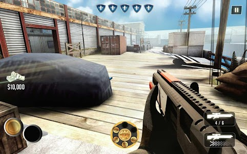 Army Grand War Survival Mission: FPS Shooter Clash 1.3 screenshot 8