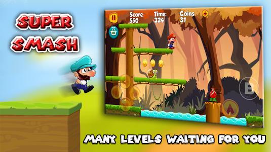Super Smash klash run 1.2 screenshot 2