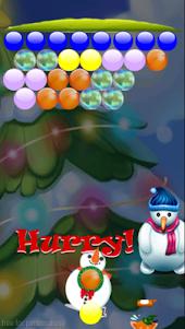 Snow Puzzle Bubble Shooter 1.0 screenshot 6
