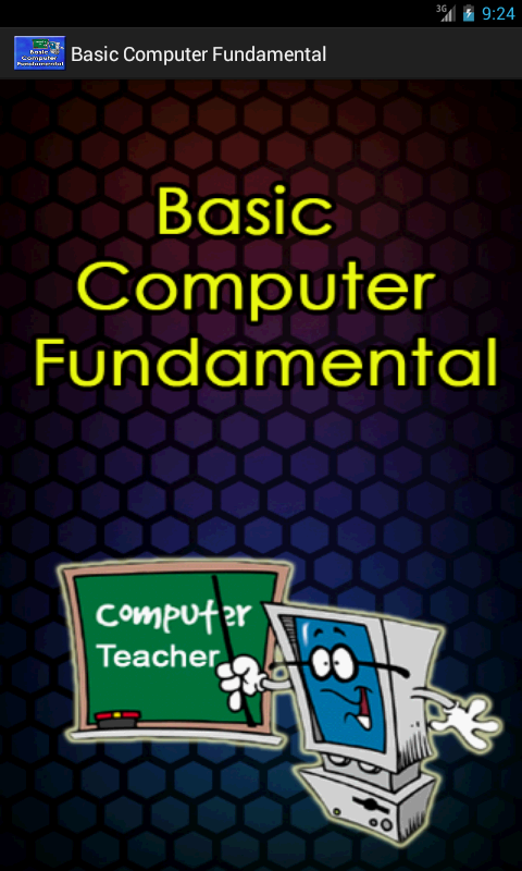 Basic Computer Fundamentals 8 3 APK Download - Android