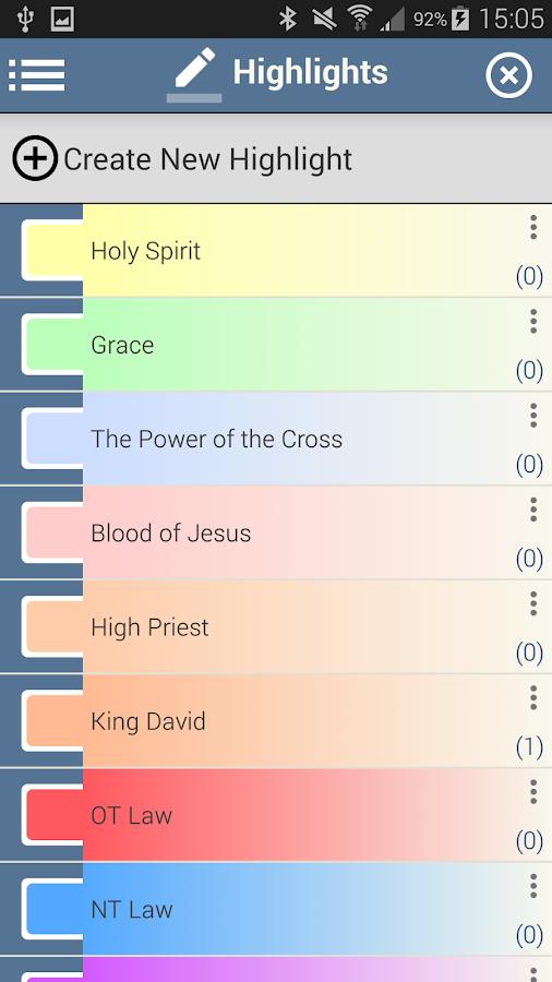 Blue Letter Bible v1 17 07 APK Download Android Books