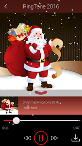 Christmas Ringtone 1.0 screenshot 3