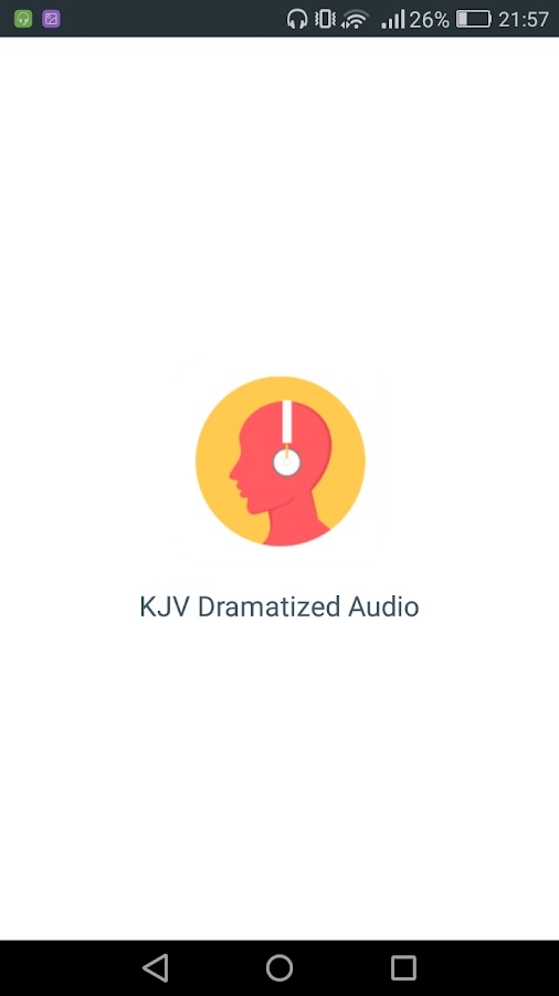 Dramatized Audio Bible - KJV Dramatized Version 1 70 APK Download