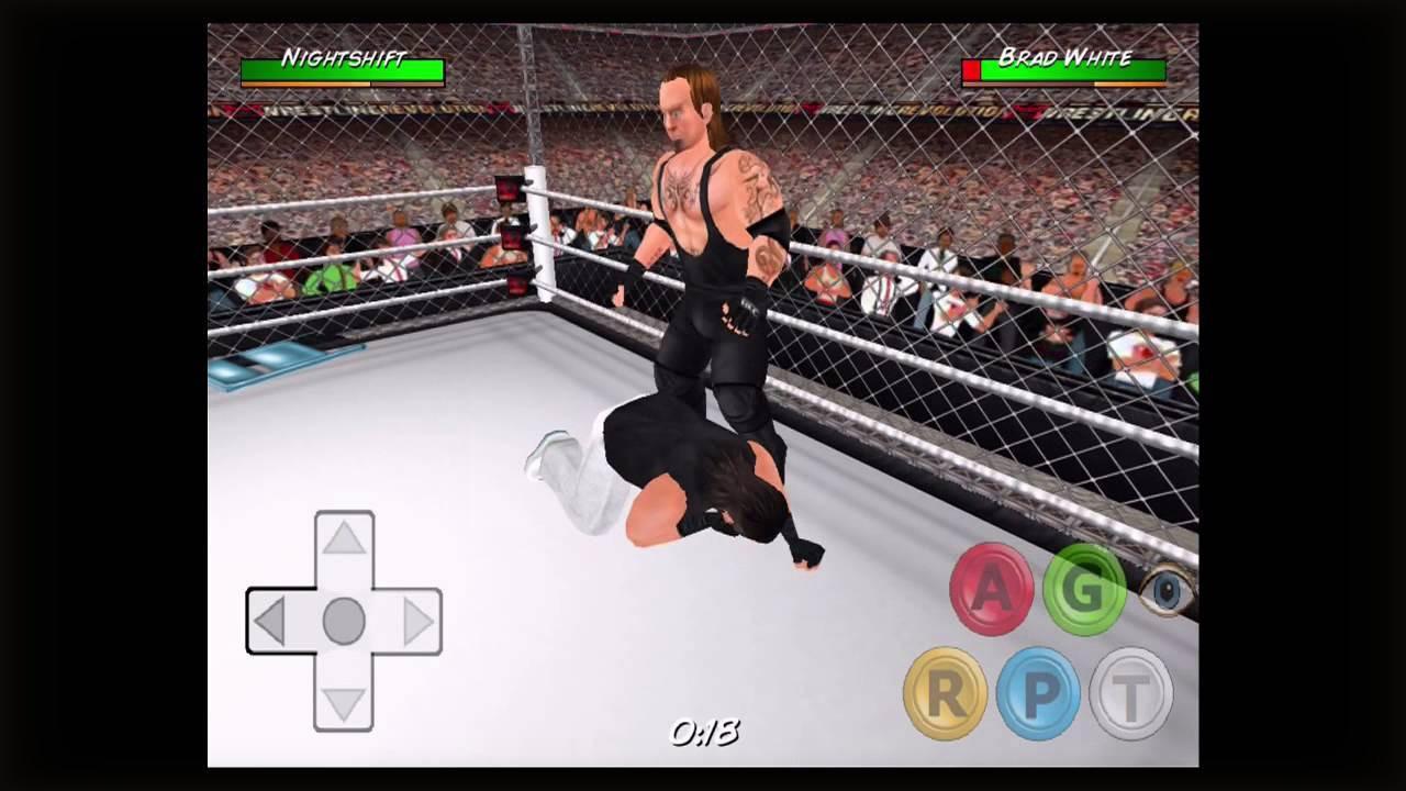 Wrestling Revolution 3D Video – WWE Wrestling 3D 1 0 APK